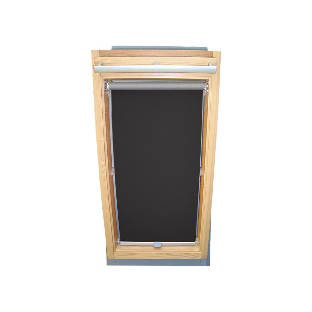 rollo abdunkelung thermo f r braas dachfenster bk bl bkt bft be dunkelgrau ebay. Black Bedroom Furniture Sets. Home Design Ideas