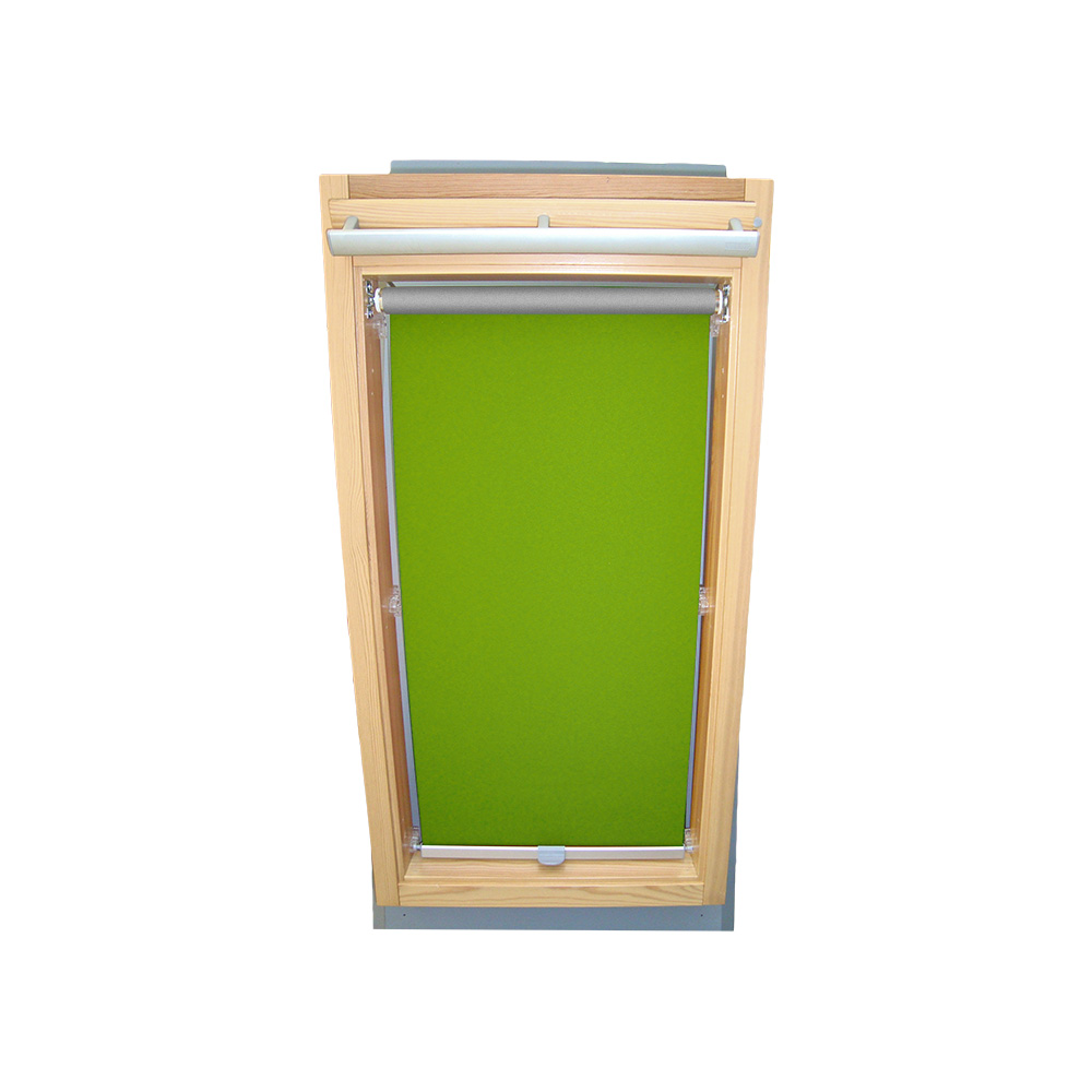 rollo abdunkelung f r braas dachfenster ba da limone ebay. Black Bedroom Furniture Sets. Home Design Ideas