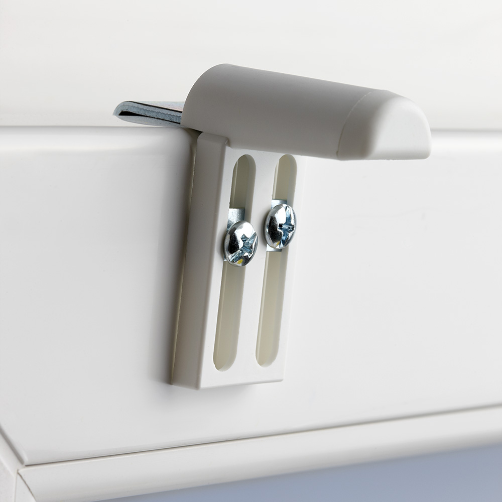 klemmfix klemmtr ger f r alu pvc jalousie rollo plissee klemmhalter ohne bohren ebay. Black Bedroom Furniture Sets. Home Design Ideas
