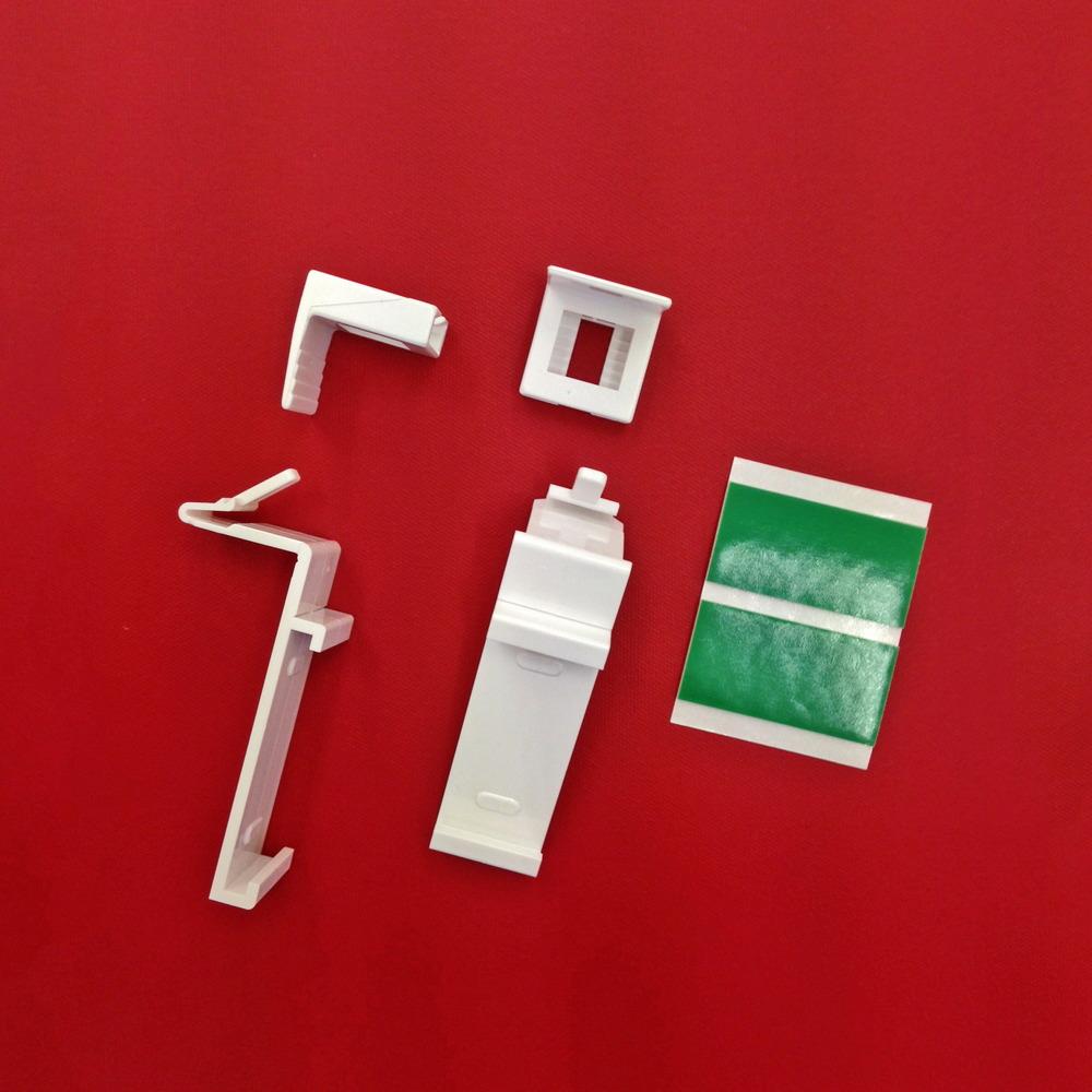 mini rollo klemmfix alu thermo klemmrollo verdunkelung h he 210 cm terracotta ebay. Black Bedroom Furniture Sets. Home Design Ideas