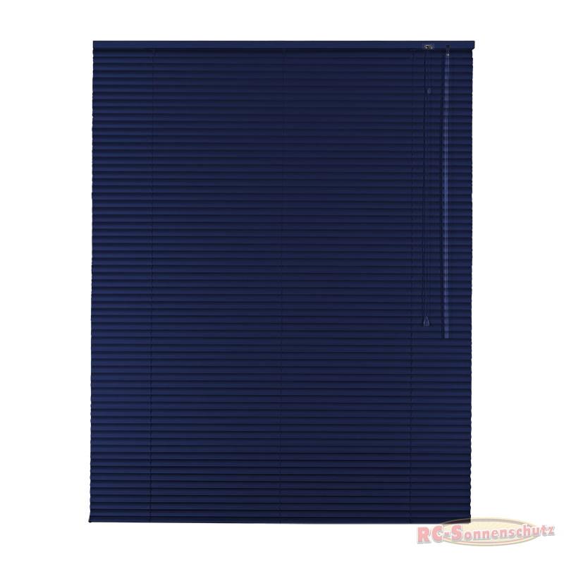Alu-Aluminium Jalousie Rollo Jalousette 100 x 175 cm/100x175 cm Farbe dunkelblau