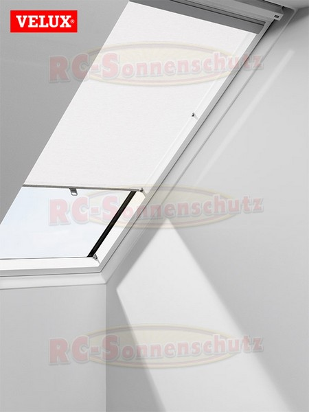 original velux rollo f r ggu gpu ghu gtu gxu 102 104 rhu 100 1028 weiss ebay. Black Bedroom Furniture Sets. Home Design Ideas