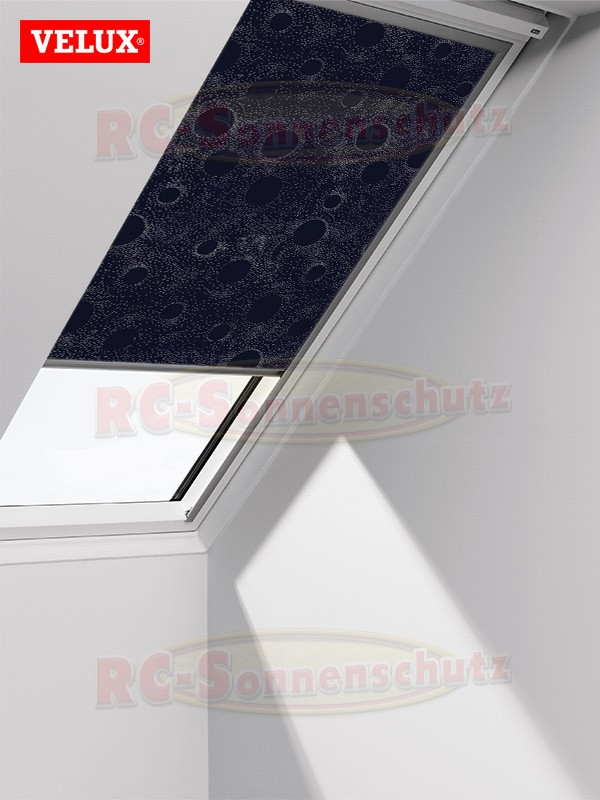 original velux verdunkelungsrollo rollo f r ggl gpl ghl dkl 104 3121s. Black Bedroom Furniture Sets. Home Design Ideas