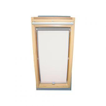 Abdunkelungsrollo ALU Thermo für Velux Dachfenster VE/VK/VS - weiß 45 | Baujahr unbekannt