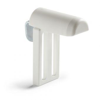 2 Stück Klemmträger für Alu PVC Jalousie Rollo Plissee Klemmhalter ohne Bohren