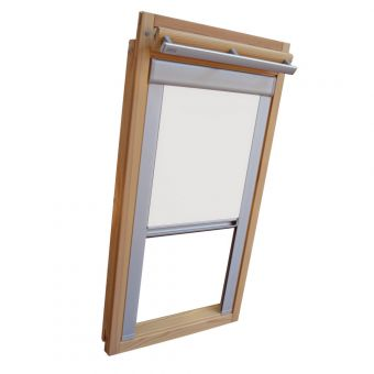 rc rollo shop verdunkelungsrollo alu thermo f r velux dachfenster ggl gpl ghl wei online. Black Bedroom Furniture Sets. Home Design Ideas